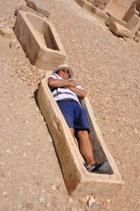 ABYDOS tempel van Ramses II