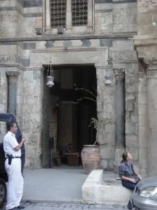 CAIRO Middeleeuwse (Islamitisch) Moskee