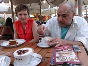 CAIRO koffietijd