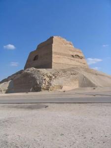 CAIRO piramide van Meidoem