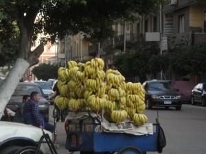 EGYPTE straatbeeld
