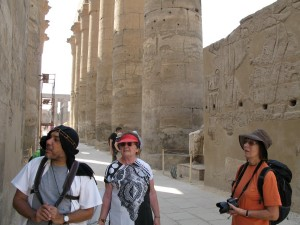 LUXOR Amon-Min tempel