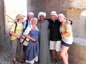 LUXOR Karnak, Amon tempelcomplex