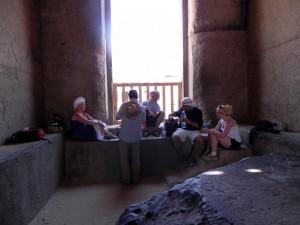 LUXOR Karnak, Amon tempelcomplex Heilige der Heilige