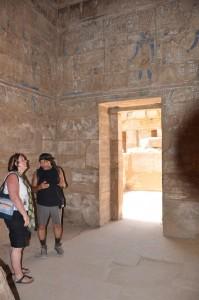 LUXOR Karnak, tempel van Amon-Ra Harachi