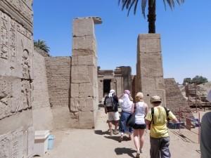 LUXOR Karnak, tempel van Ptah