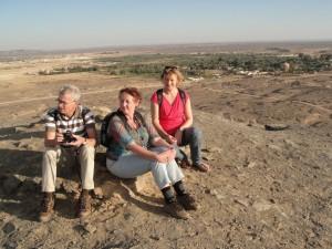 OASE EL-BAHARIYA de Zwarte (Engelse) Berg
