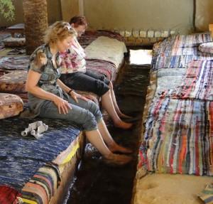 OASE EL-BAHARIYA waterbron Bir Goma