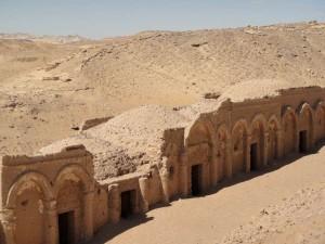OASE EL-CHARGA necropool van El Bagawat