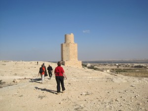 ALEXANDRIE replica Pharos te Abu Sir