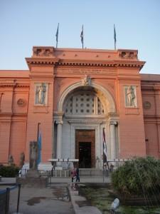 CAIRO Egyptisch Museum