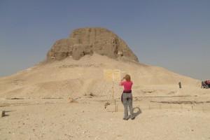 FAYOUM piramide van El Lahoen