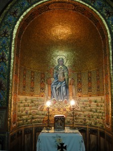 Koptische kerk, altar