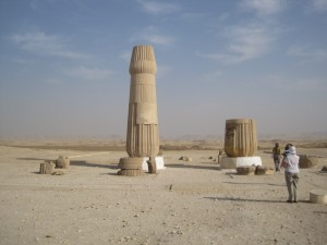 MIDDEN EGYPTE Achetaton (Amarna)