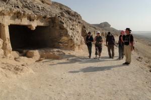 MIDDEN EGYPTE Beni Hassan, graftombe