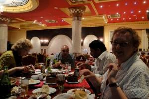 MIDDEN-EGYPTE dineren