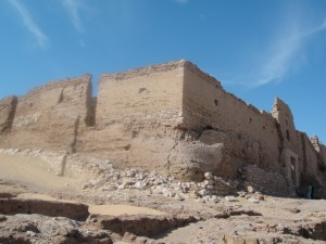 OASE EL-CHARGA tempel van Ghuwaida