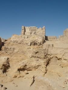 OASE SIWA tempel van het Orakel van Alexander de Grote