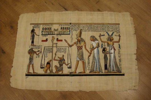 Papyrussen